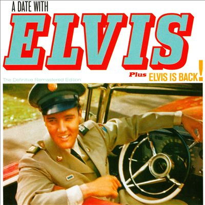 A Date with Elvis/Elvis Is Back!