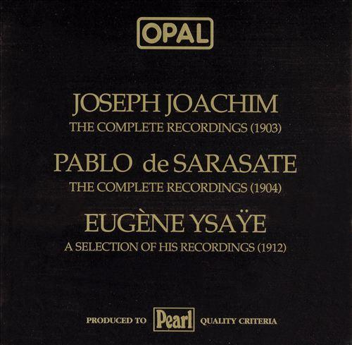 Complete Recordings/1912 Recordings