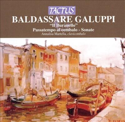 Baldassare Galuppi: Il Buranello