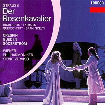 Strauss: Der Rosenkavalier [Highlights]