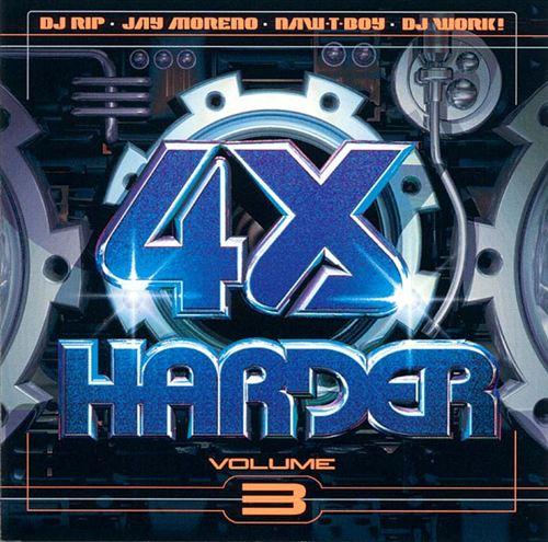 4 X Harder, Vol. 3