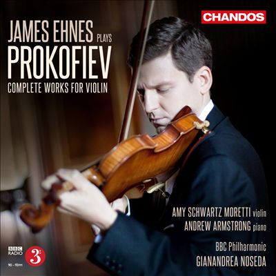 Prokofiev: Complete Works for Violin