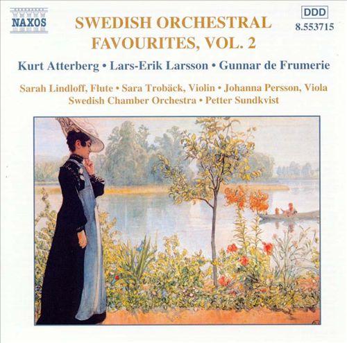Swedish Orchestral Favorites, Vol. 2
