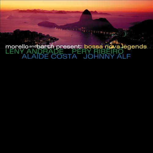Present Bossa Nova Legends