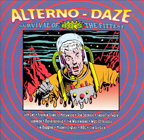 Alterno-Daze: Survival of the Fittest - '80s