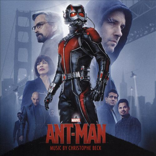 Ant-Man [Original Motion Picture Soundtrack]