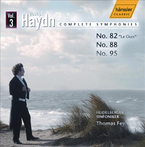 Joseph Haydn: Complete Symphonies, Vol. 3