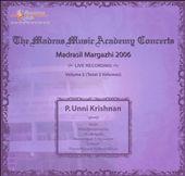 Madras Music Academy Concerts: Madrasil Margazhi 2006, Vol. 2