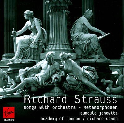 Richard Strauss: Songs with Orchestra; Metamorphosen