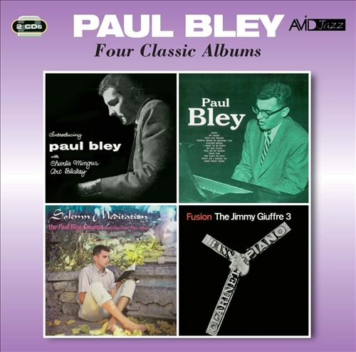 Introducing/Paul Bley/Solemn Meditation/Fusion