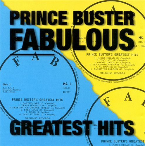 Fabulous Greatest Hits [Melodisc]