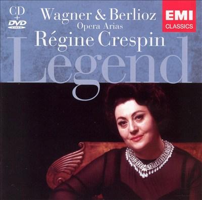 Legend: Régine Crespin [CD & DVD]