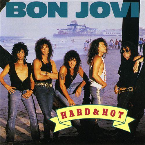 Hard & Hot (Best of Bon Jovi)