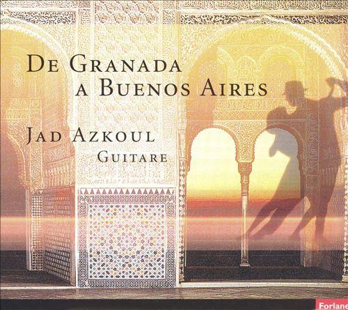 De Granada a Buenos Aires