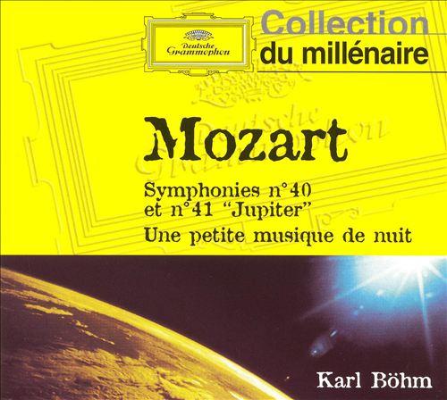 Mozart: Eine Kleine Nachtmusik; Symphonies 40 & 41