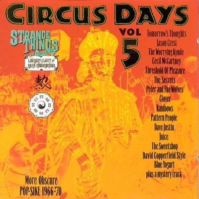 Circus Days, Vol. 4-5
