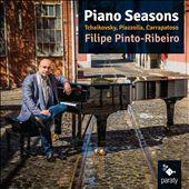 Piano Seasons: Tchaikovsky, Piazzolla, Carrapatoso