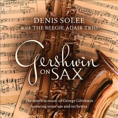 Gershwin on Sax