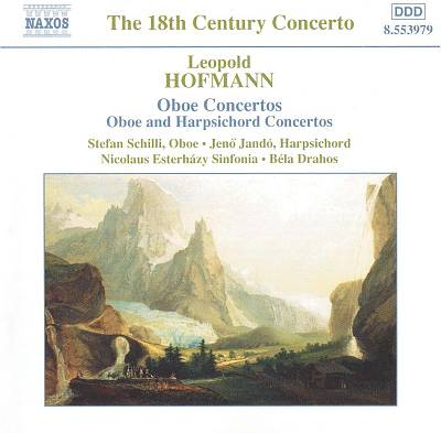 Leopold Hofmann: Oboe Concertos; Oboe and Harpsichord Concertos