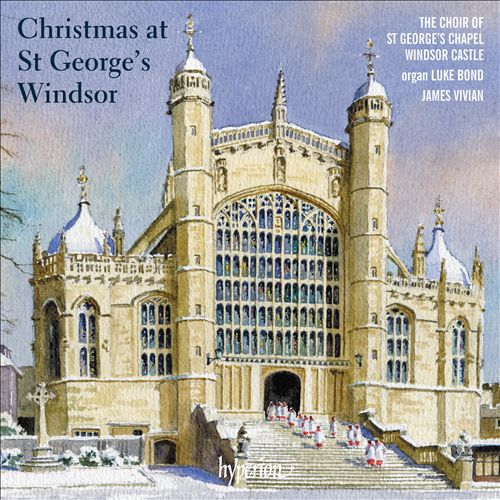 Christmas at St George's, Windsor