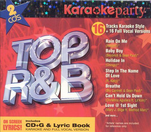 Sing Like a Star Karaoke: R&B Hits