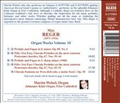 Reger: Prelude and Fugue in E minor, Op. 85/4; Chorale Preludes, Op. 67, Nos. 39-52; Prelude and Fugue in G sharp minor & Others