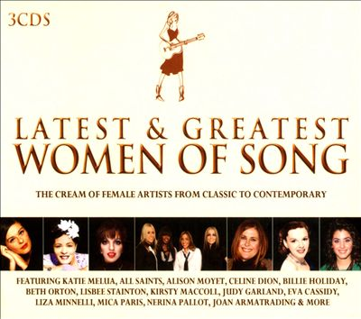 Latest and Greatest Women of Song