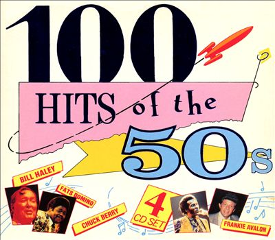 100 Hits of the 50s [Tring]