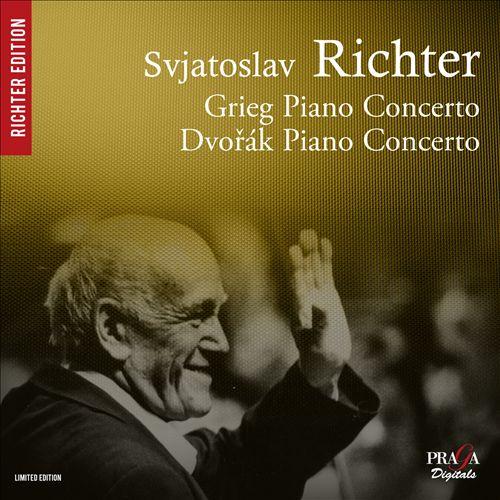 Grieg, Dvorák: Piano Concertos