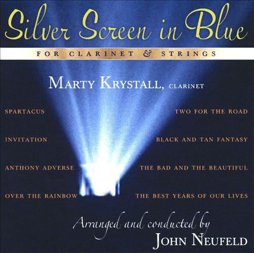 Silver Screen in Blue