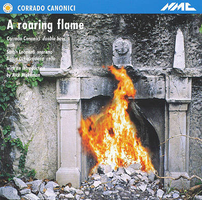 A Roaring Flame