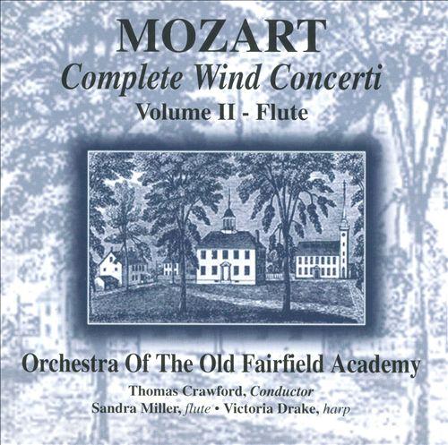 Mozart: Complete Wind Concerti, Vol. 2 - Flute