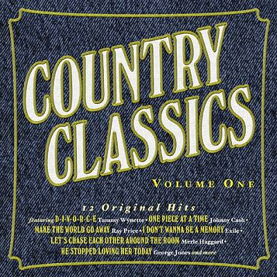 Country Classics, Vol. 1 [Varese Vintage]