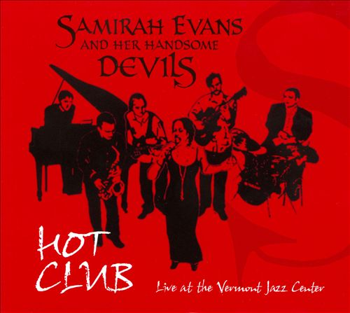 Hot Club: Live At The Vermont Jazz Center