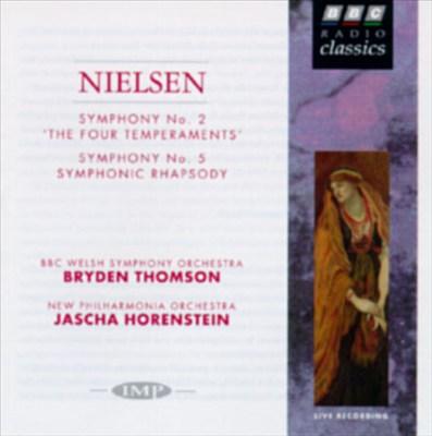 Nielsen: Symphony Nos. 2 & 5