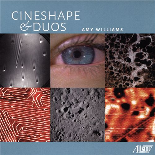 Amy Williams: Cineshape & Duos