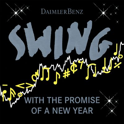 Daimler-Benz: Swing with the Promise of a New Year