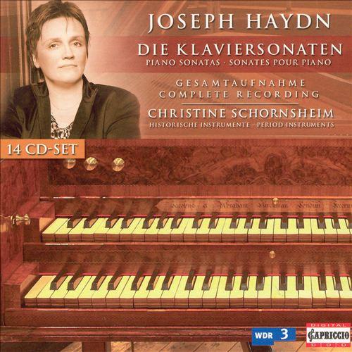 Joseph Haydn: Die Klaviersonaten - Gesamtaufnahme