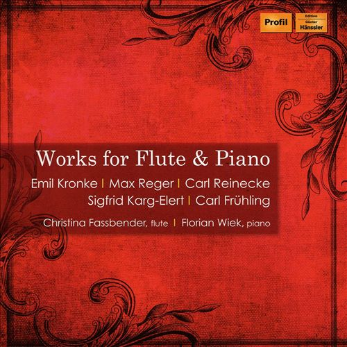 Works for Flute & Piano