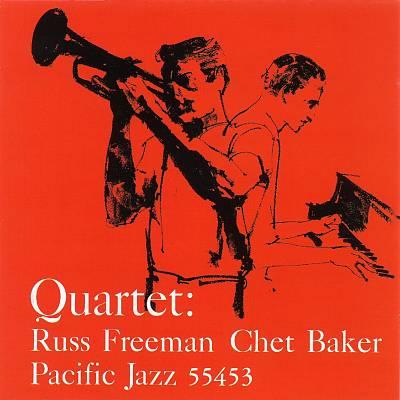 Quartet: Russ Freeman & Chet Baker