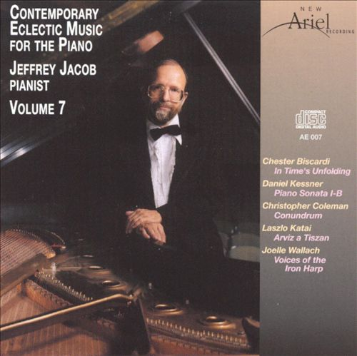 Contemporary Eclectic Music for the Piano, Vol. 7