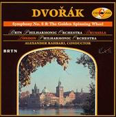 Dvorák: Symphony No. 8; Golden Spinning Wheel