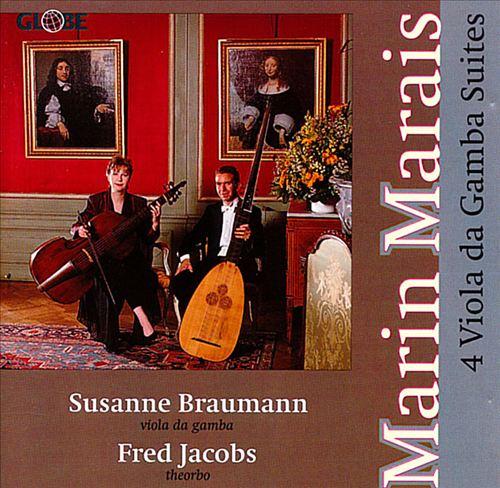 Marais: Viola da gamba Suites