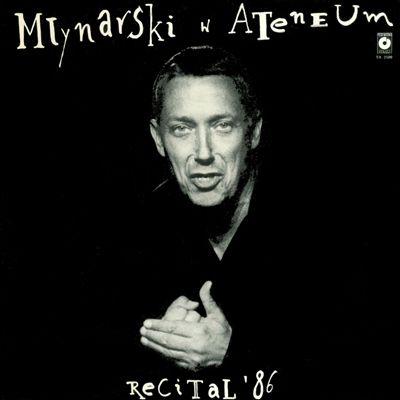 Mlynarski w Ateneum. Recital 86' [Live]