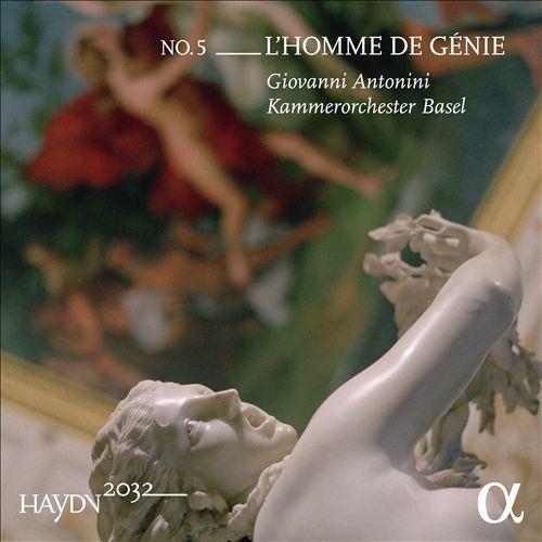Haydn 2032: No. 5 - L'Homme de Génie