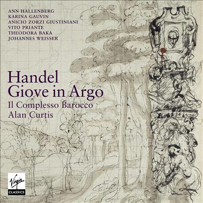 Handel: Giove in Argo