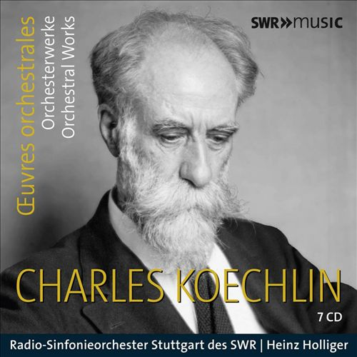 Charles Koechlin: Œuvres orchestrals