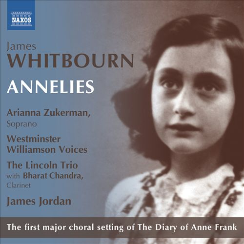 James Whitbourn: Annelies