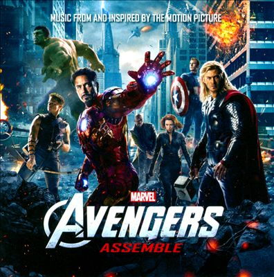 Avengers Assemble [Original Motion Picture Soundtrack]