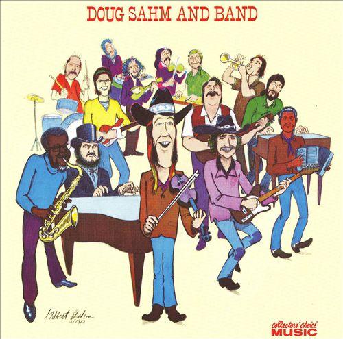 Doug Sahm and Band